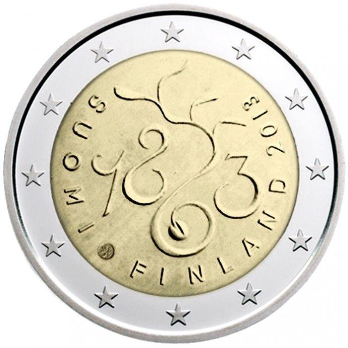 Erikoiseurot - Vuoden 1863 valtiopäivät 150 vuotta - Suomi - 2013 | Kolikot.com