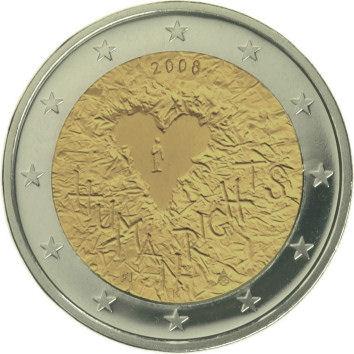 2 Euron Erikoiskolikot