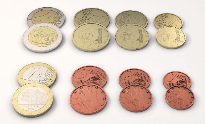 Andorran eurokolikot